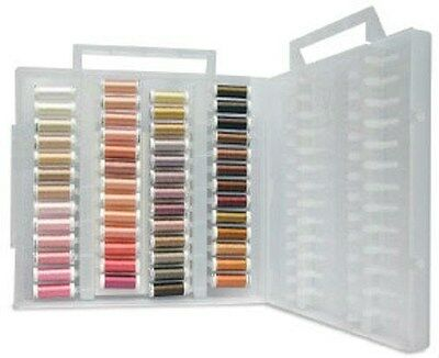 Sulky Slimline Box+52x Embroidery Thread! Fleshtones