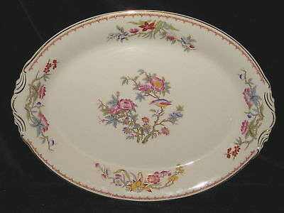 SYRACUSE - Bombay - LARGE SERVING PLATTER