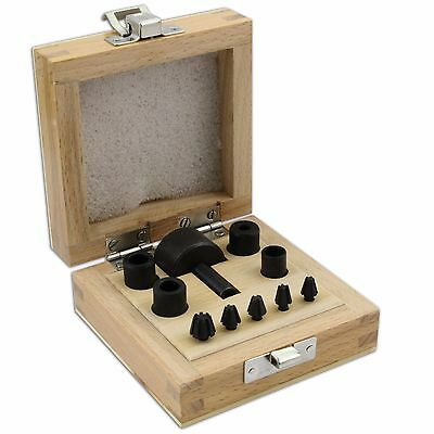 CLAW SETTING MANUFACTURING KIT -SET OF 9 Jewellery ring setting tool