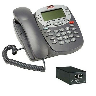 Avaya IP Office  5610 IP Phone with Power Supply