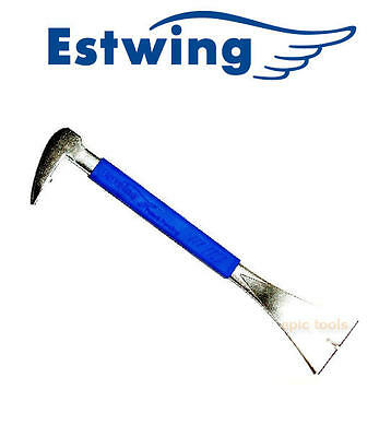 "ESTWING 10""/25cm Moulding Claw Nail Pin Puller Pry Removing Bar Hand Tool,MP250G"