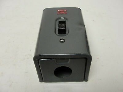 Used Furnas Switch, Type 1 Enclosure, 10Ba1B