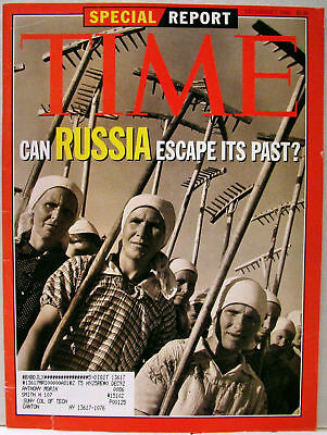 VINTAGE TIME Magazine Dec December 7 1992 VG Special Report/Russia