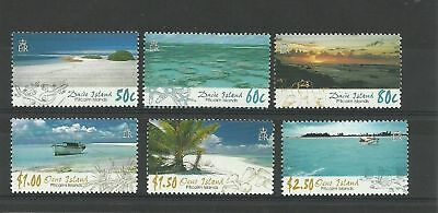 Pitcairn Islands Sg680-685-Scenery 1St Series-Mnh