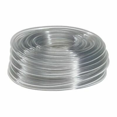 "3/8"" I.D. Clear Vinyl Tubing - Sold per 3' Length"