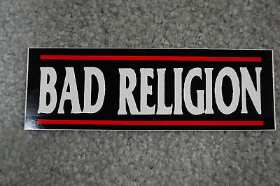 Bad Religion Sticker (S135)
