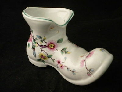 """OLD FOLEY """" CHINESE ROSE """" LEFT BOOTS"""
