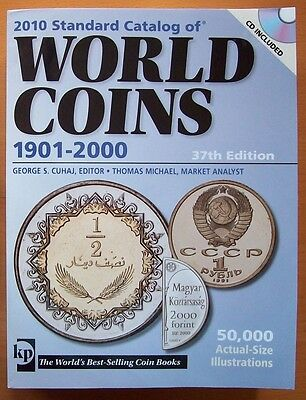 2010 Standard Catalogue Of World Coins 37Th Edition