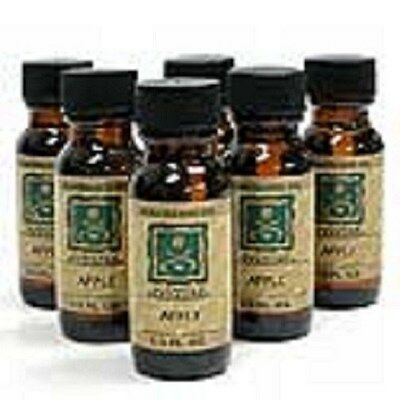 6 x 0.5 fl. oz. Premium Fragrance Oil Selection List 3