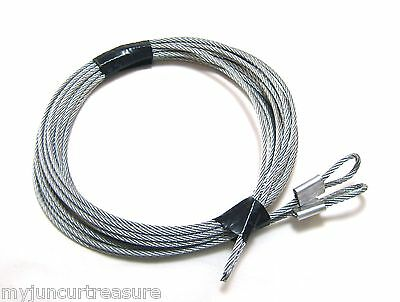 Wayne Dalton TorqueMaster Cables - Pair of Cables