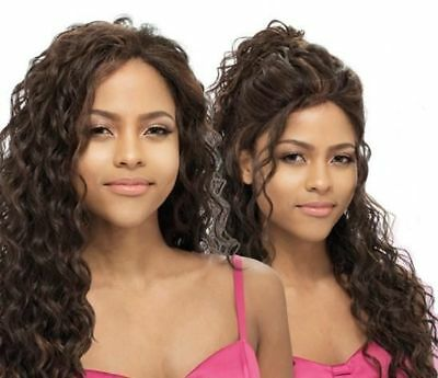 Jealousy - Freetress Equal Lace Front Natural Hairline Wig Long Wavy