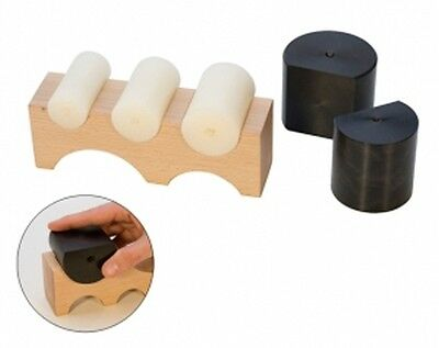 Bracelet / Metal Shaping Block With 5 Nylon Shapers