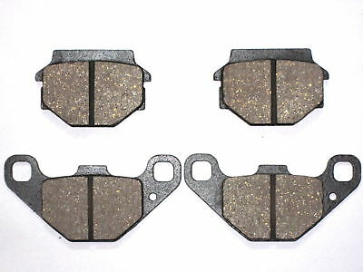 Front Brake Pads For Can Am Rally 200 2X4 Bombardier 2S