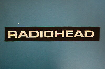 Radiohead Cloth Patch (CP145)