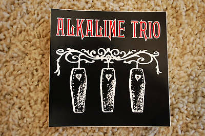 Alkaline Trio Sticker (S78)