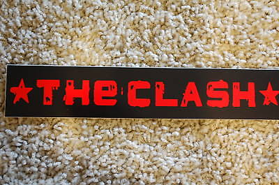 The Clash Sticker (S299)