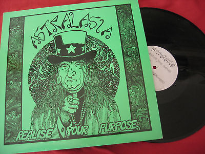 """ASTRALASIA Realise Your Purpose 12"""" Ozric Tentacles"""