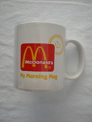 My Morning McDonalds Ceramic Mug