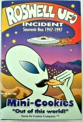 RARE!! Rowsell UFO Cookies
