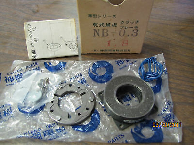 New Shinko Electric Nb-0.3 Electric Brake 24Vdc 5W Nb03