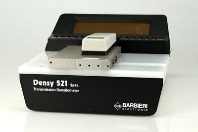 Densy 521 Transmission Densitometer Barbieri