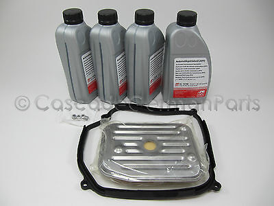 4L ATF1 VW OEM 01M 4 Speed Automatic Transmission Service Kit & Filter FREE SHIP
