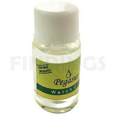 Quality Watch Oil Perfect For Pocketwatch & All Watches
