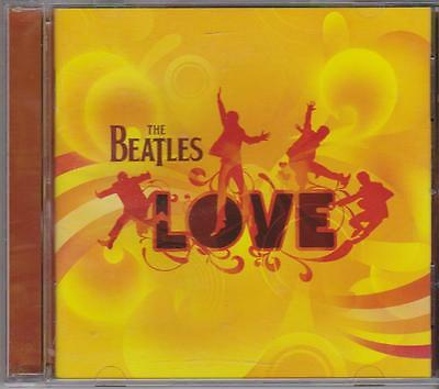 The Beatles - Love - Cd - New -