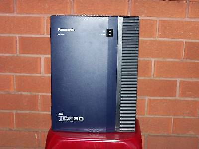 Panasonic Hybird IP Phone System TDA30 with AC Power Supply,1 Month Warranty