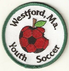 Embroidered Patch Soccer Westford MA Youth Soccer