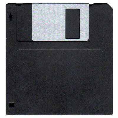 """50 Double Density DS/DD 3.5"""" 720K Recycled Floppy Disks"""
