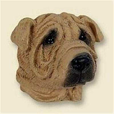 Shar Pei Brown Face Magnet Free Items a4u