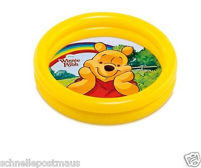 Intex KINDERPOOL BABYPOOL PLANSCHBECKEN Winnie Pooh