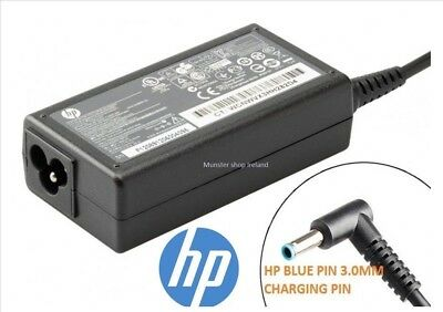 NEW Genuine HP 15 Series 19.5V 2.31A 45w Blue Tip 4.5mm Laptop Charger Adapter