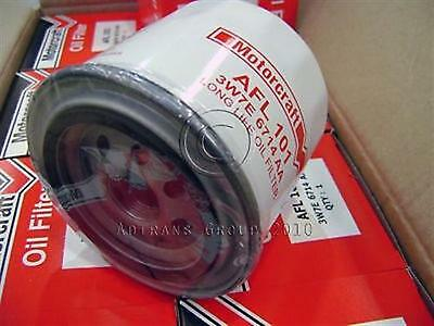 Genuine Ford Bf Fg Fgx Falcon 4.0 Motorcraft Engine Oil Filter Spin On Afl101