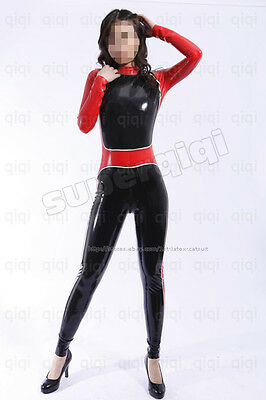 Latex/Rubber 0.8mm Catsuit Suit Costume Classic zentai