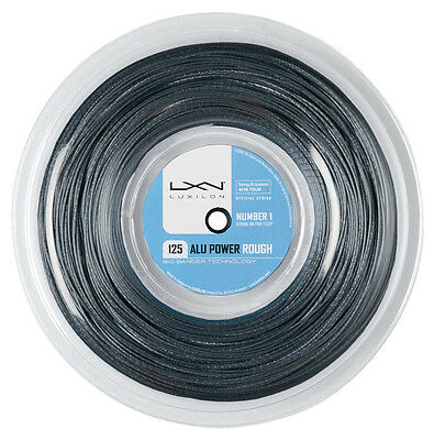 Luxilon Big Banger Alu Power Rough 1.25mm 16L Tennis Strings 220M Reel