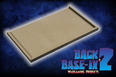MDF Movement Tray Warhammer Fantasy 20mm Base 5F x 2D