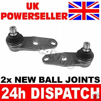 2 x LOWER BALL JOINT MEGANE 1996-2002 CLIO 1990-2005