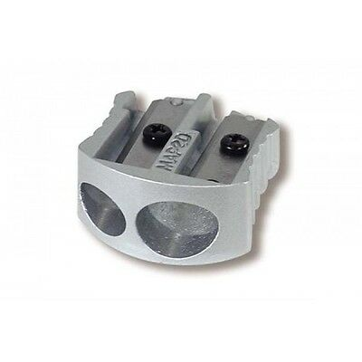 """Maped Double Hole Metal Pencil Sharpener """"the Beast"""""""