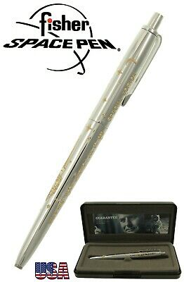 Fisher Space Pen #AG7-50 / Special Edition 50th Anniversary Astronaut Pen