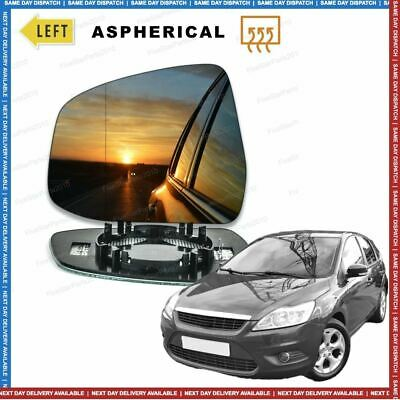 Replacement Mirror Glass LHS Ford Mondeo 2004-2007