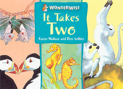 Children's Wonderwise Early Learning Picture Book: It Takes Two