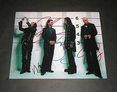 "System Of A Down Pp Signed 10""x8"" Photo Repro Serj Soad"
