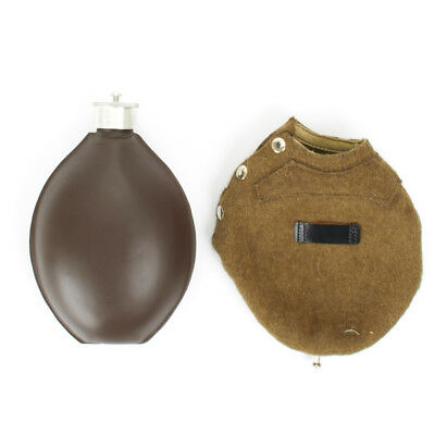German WWII M-1944 Canteen with Cover