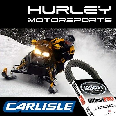 "CARLISLE ""Ultimax Pro"" Snowmobile Belt 144-4824U4 Polaris 3211065"