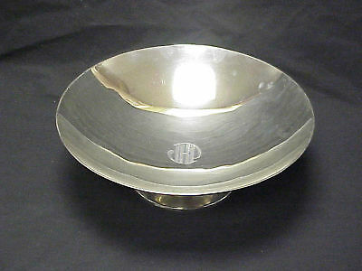 Art Moderne Tiffany & Co Sterling Silver Bowl 12""