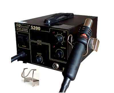 SMD Hot Air Rework Station 5200 Welding Soldering Iron useful tool ship fr Canad