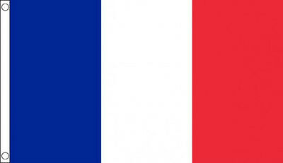 FRANCE FLAG 3' x 2' French Flags
