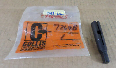 Collis Tool Corp. 72698 9.6mm Taper Extension Collet